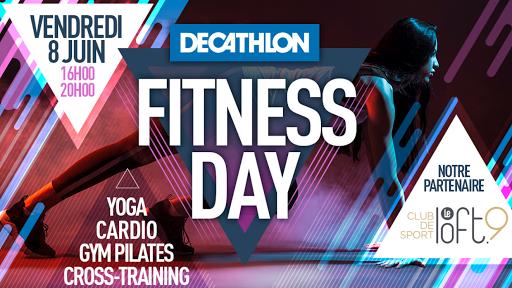 Fitness Day : l'événement Décathlon attendu