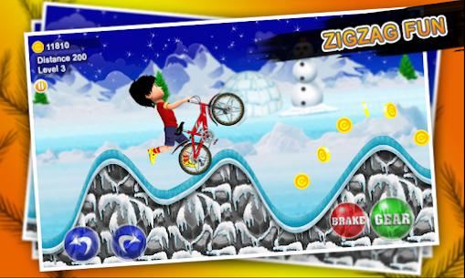 Shiva Winter Biking Tales 3