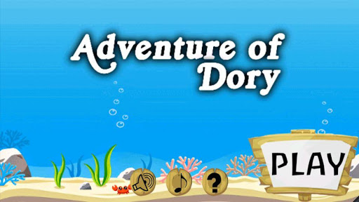 Adventure of Dory Game