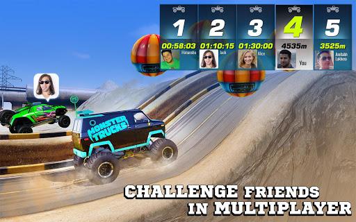Monster Trucks Racing 2020 apkpoly screenshots 17