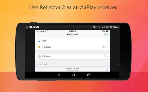 Screenshot for Reflector 2 in Hong Kong Play Store