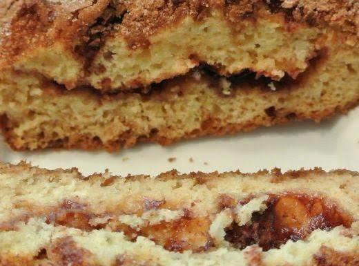 Linda's Cinnamon Coffee Bread Recipe