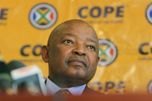 'I have nothing to say': COPE leader Lekota on no-confidence claims