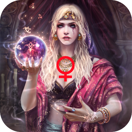 Women Magic Cristal ball – Real fortune teller