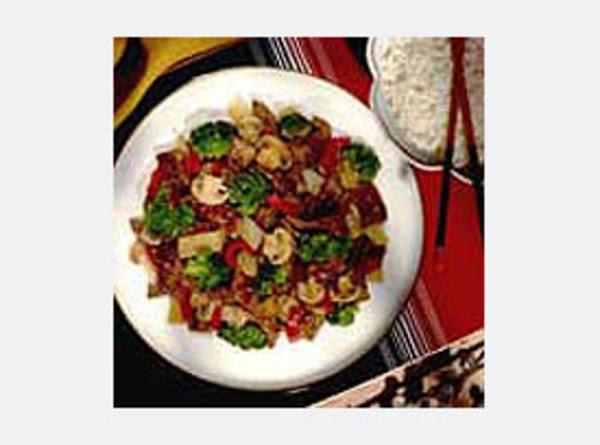 Beefy Beef 'n Broccoli Recipe