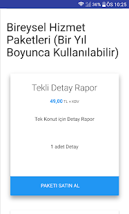 Ev Raporu-Home Report Istanbul- screenshot thumbnail