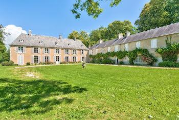 château à Monts-en-Bessin (14)