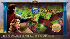 Carcassonne: Official Board Game -Tiles & Tacticsのおすすめ画像1