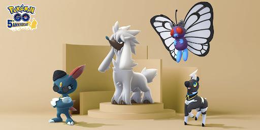 [官方活動]「時裝週」:多麗米亞和其他扮裝的寶可夢將登上《Pokemon GO》!