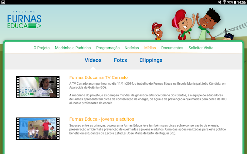 Furnas Educa- screenshot thumbnail
