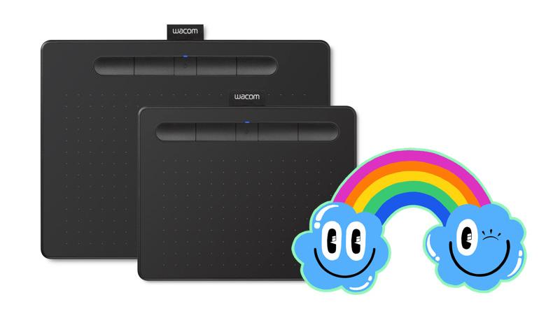 Wacom представляет новое поколение перьевых планшетов Intuos