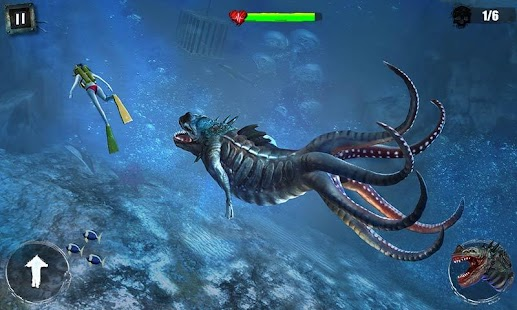 Sea Dragon Simulator- screenshot thumbnail
