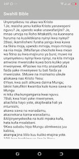 Swahili Bible Bibilia Takatifu For Pc Windows 7 8 10 Mac Free Download Guide