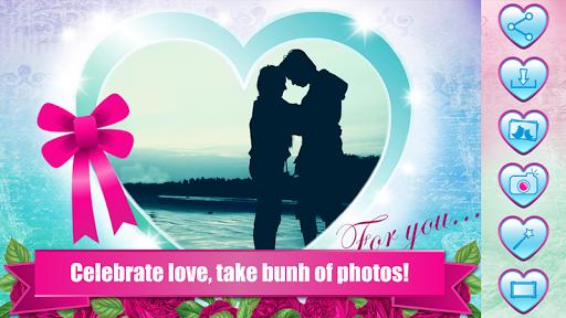 玩免費攝影APP|下載ロマンチックフォトフレーム app不用錢|硬是要APP