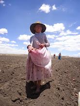 Photo: Fertilización de la Tierra