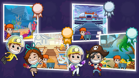 Idle Miner Tycoon MOD Apk 2.69.1 (Unlimited Coins) 6