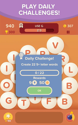 LetterPop - Best of Free Word Search Puzzle Games screenshot 4