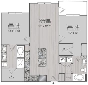 Go to B11 Floorplan page.