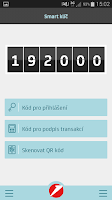 Screenshot of Smart Banking