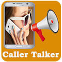 Caller Name Talker Ringtone icon