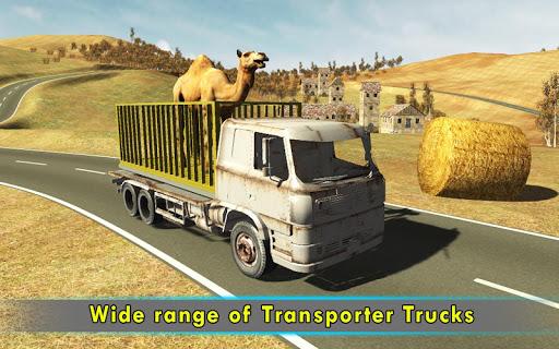 Pk Eid Animal Transport Truck screenshots 5