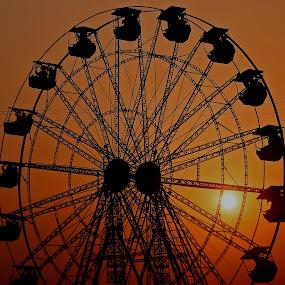 Wheel by Ghazan Joyia - City,  Street & Park  City Parks