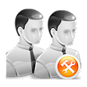 Duplicate Contacts & Utilities icon