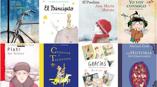 Libros que marcaron mi niñez: títulos para el Día del Libro Infantil y Juvenil