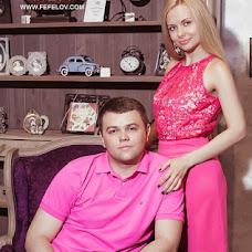 Wedding photographer Aleksandr Fefelov (Bodyguard). Photo of 08.10.2013