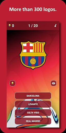Soccer Logo Quiz 1.0.14 screenshots 1