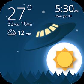 Weather XL pro Widget