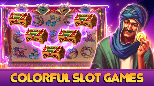 Slots UP!-free casino games & slot machine offline apktreat screenshots 1