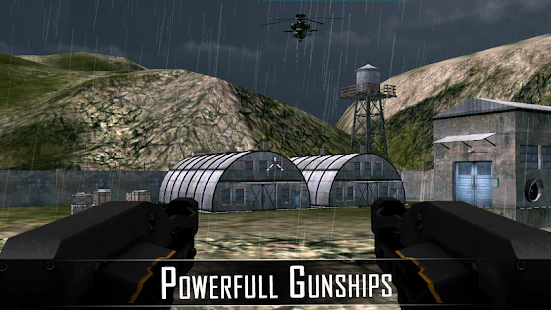 Gunship Helicopter Battle Strike: Extreme War- screenshot thumbnail