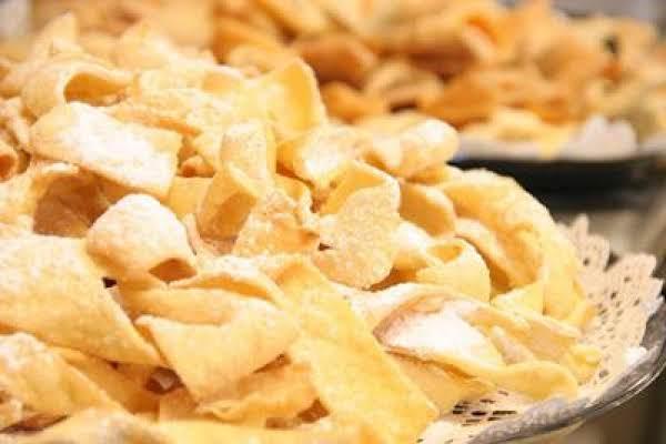 Bowtie Cookies (chrusciki Or Kruschiki) Recipe