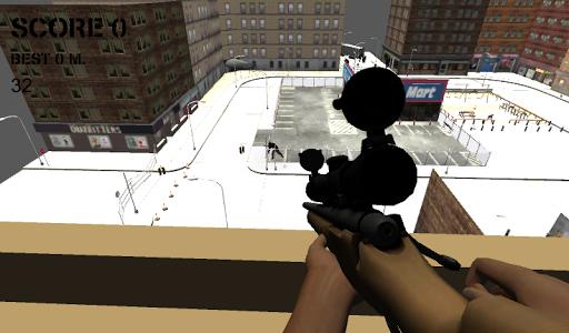 Zombie Highway Sniper Shooter