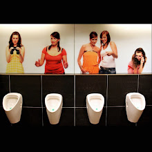 Photo: #WomenWednesday Czech Your Junk At The Loo - Prague...  Social Experiment - Behavioural Observation Logs  Log 1: When 1 male enters the loo, 99% of those males choose #2. The other 1% are blind. Log 2: When 2 males enter the loo, each runs to #2. The winner stays at #2 while the loser waits for #2. Log 3: When 3 males enter at the same time, something interesting happens: if they are friends, 1 uses #2 (usually the first one in the door) while the other 2 use the stalls. If they are strangers, it becomes an opening scene to Casino Royale: Casino Royale pre-title fight with John Barry's OHMSS score. Log 4: If 4 males enter the loo one after the other, they each take one of the open slots and only look at each other and talk back and forth. Strange. Very strange. Log 5: If you photograph this scene, make sure there is no one in the loo with you. Then use #2 :)