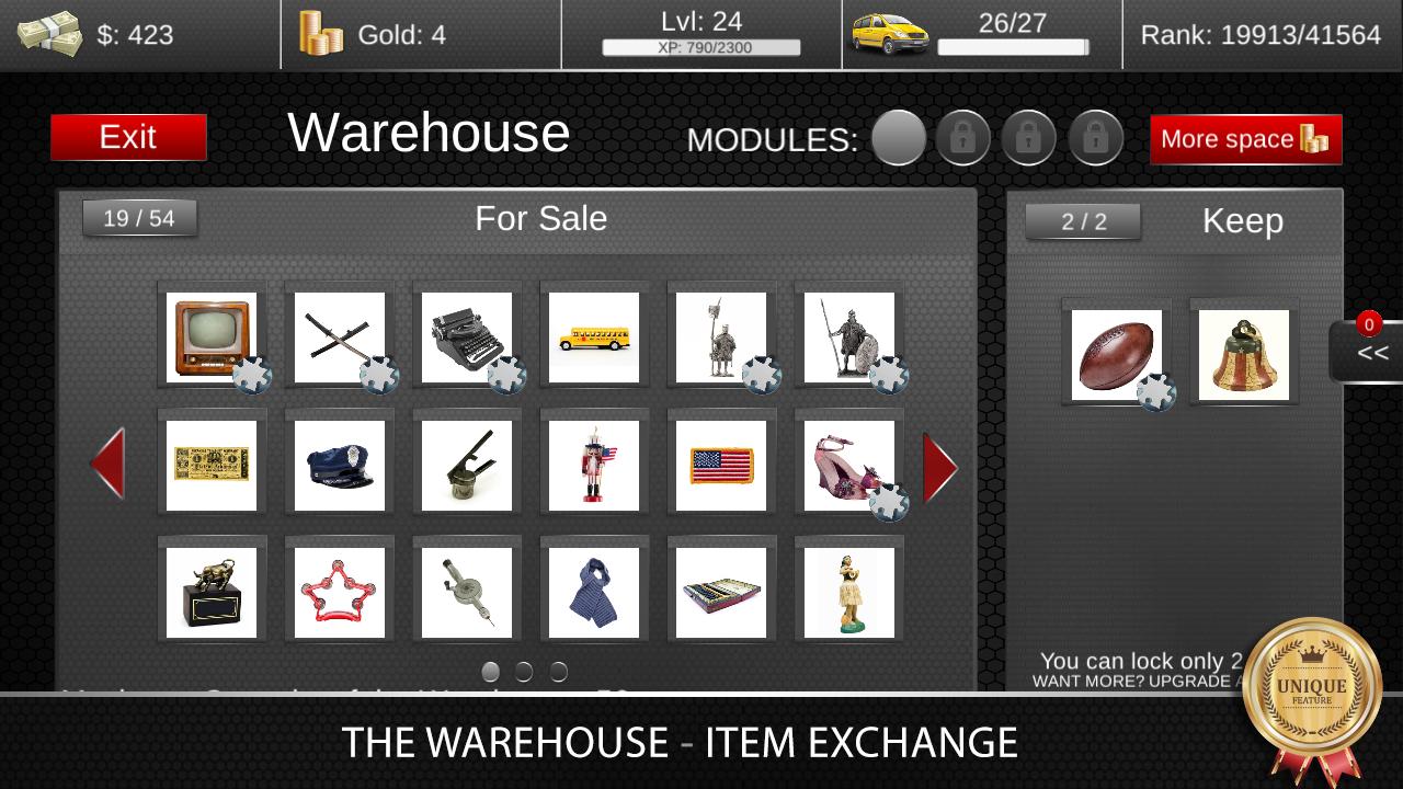 Bid Wars - Storage Auctions (MOD, Unlimited Money)