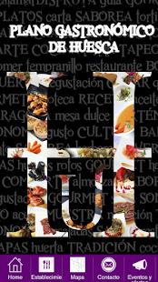 Plano Gastronómico Huesca- screenshot thumbnail