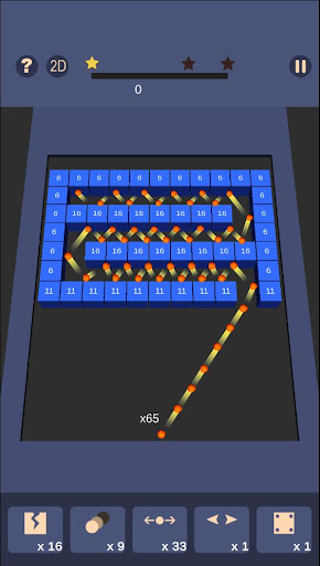 Bricks n Balls Breaker 3D - Puzzle Crusher apktreat screenshots 1