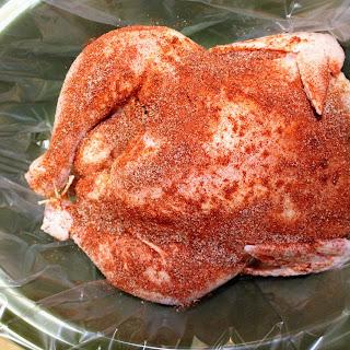 Crock Pot Chicken.