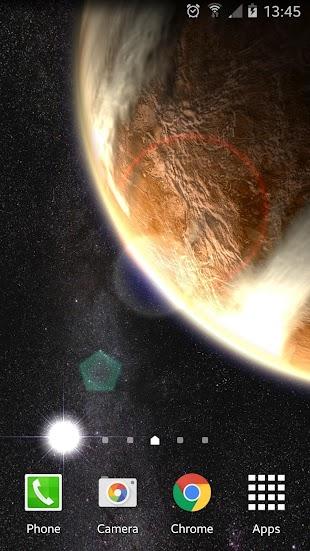 Venus in HD Gyro 3D XL- screenshot thumbnail