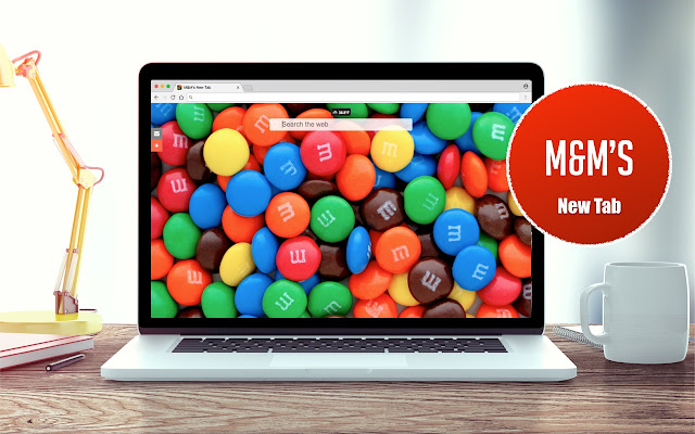 *NEW* M&Ms HD Wallpapers New Tab Theme