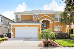 Orlando villa close to Disney with great games room and private pool deck