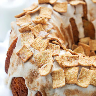 Cinnamon Toast Crunch Bundt Cake