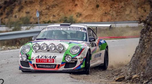 Este fin de semana se celebra el Rallye Costa de Almería