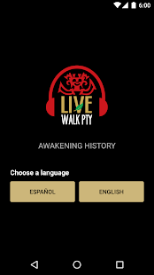 LiveWalkPTY- screenshot thumbnail
