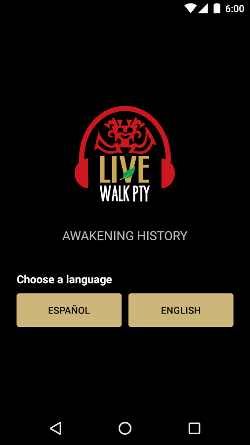 LiveWalkPTY- screenshot