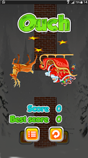 Flappy Santa - Santa Claus is Coming To Town - náhled