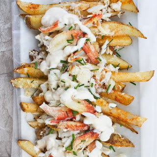 Healthy Crab Fries.