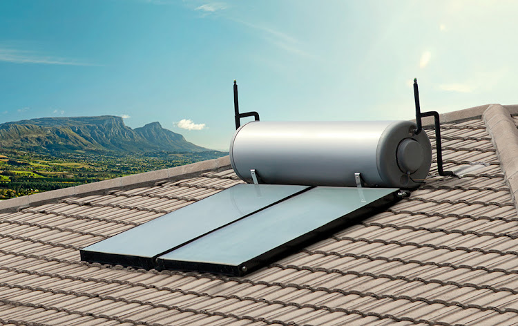 Solar water heaters can help reduce your electricity bill.